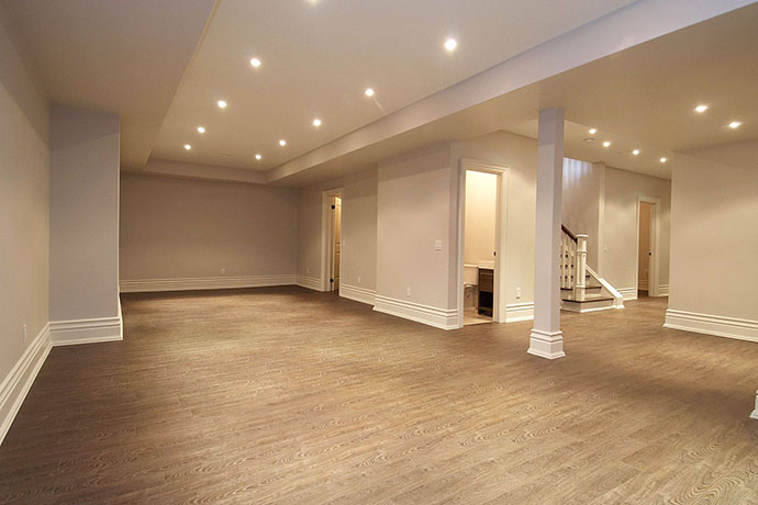 Lower Level/ Basement Remodels